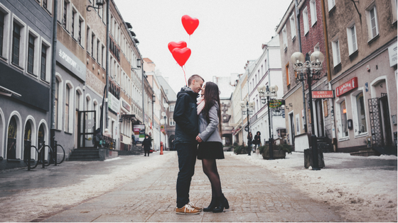 Perfect Valentine's Day 2018 in Dublin